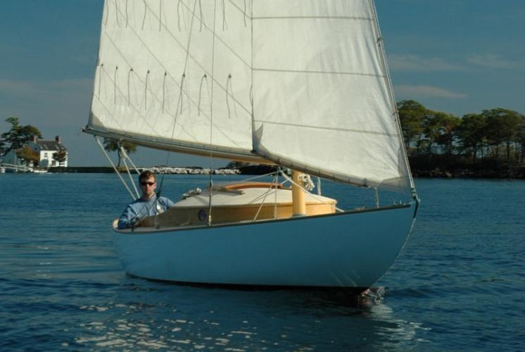 Dark Harbor 17 – Phoenix - Artisan Boatworks