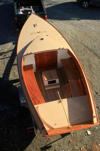 Power Boats For Sale >> Herreshoff Fish Class TULIP - Artisan Boatworks
