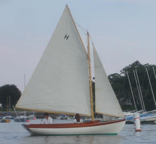 Herreshoff 12-1/2 Frog - Artisan Boatworks