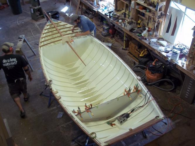 Wooden Sailboats For Sale >> Herreshoff 12 1/2 replica - Artisan Boatworks
