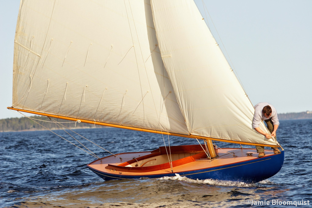 Watch Hill 15 KITTY - Artisan Boatworks