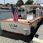 VIM 1957 Newbert & Wallace Lobster Yacht
