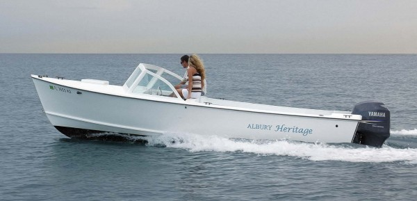 Wood Boat Plans Runabout