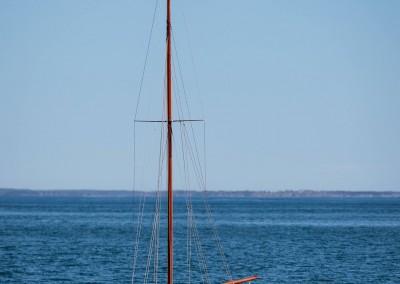 Herreshoff-Fish-Class-Scuplin-classic yacht