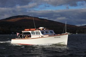 Wooden Power Boats for Sale - Artisan Boatworks