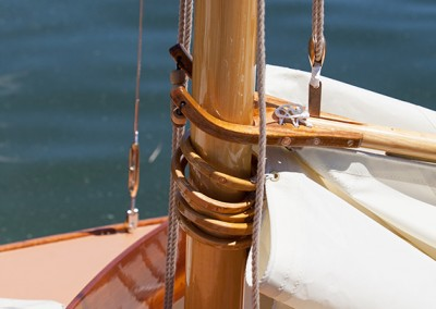 MARIAH's mast