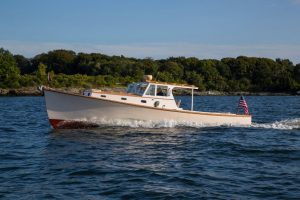 Wooden Sailboats For Sale >> Wooden Power Boats For Sale Artisan Boatworks