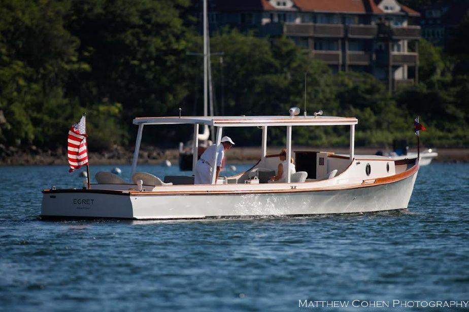 EGRET - Artisan Boatworks