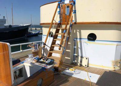 Herreshoff inspired yacht tender