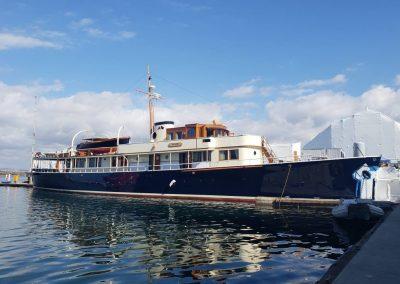 Herreshoff-inspired yacht tender