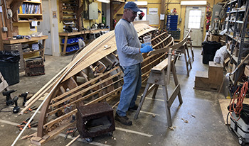 News from Artisan Boatworks