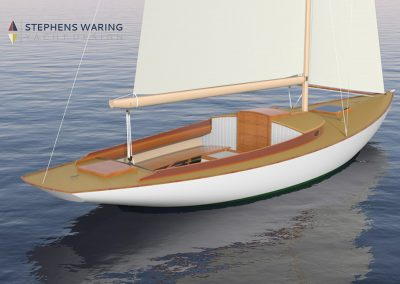 A30 Stephens Waring Yacht Design