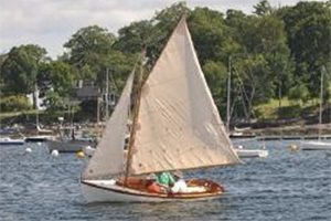 Wooden Sailboats for Sale - Artisan Boatworks
