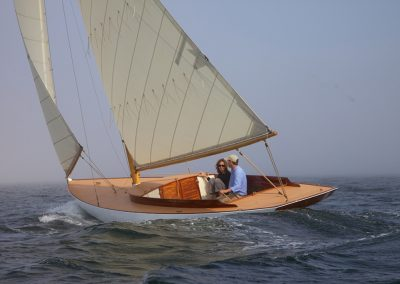 Artisan Boatworks Buzzards Bay 18 profile