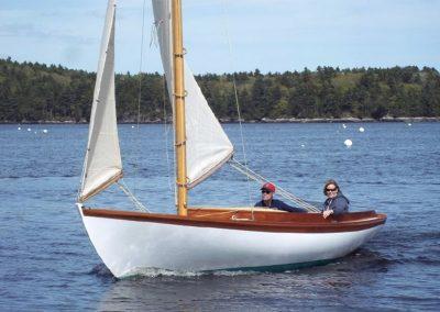 Artisan Boatworks Herreshoff Fish Class 2