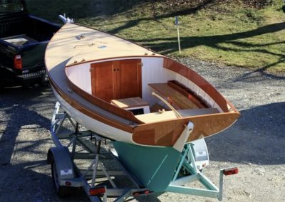 Artisan Boatworks Herreshoff Fish Class 3
