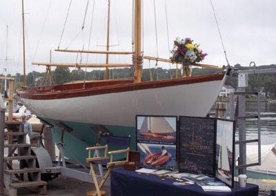 Artisan Boatworks Herreshoff Fish Class 5