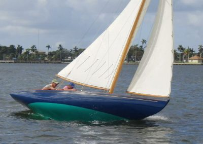 Artisan Boatworks Herreshoff Watch Hill 15 Jeanne