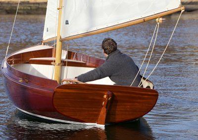 Artisan Boatworks PUMPKIN